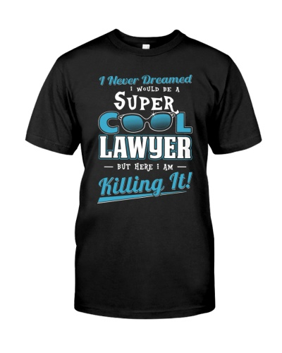 Super Cool Lawyer