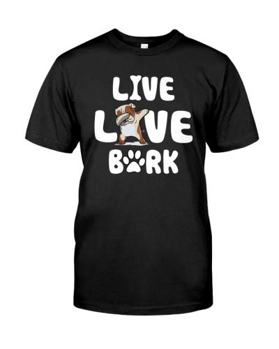 Live love bark bulldog