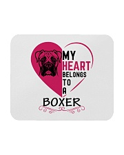 My Heart Belongs to a BOXER Mousepad thumbnail