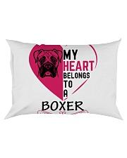 My Heart Belongs to a BOXER Rectangular Pillowcase thumbnail
