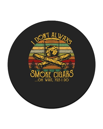 Smoke Cigars
