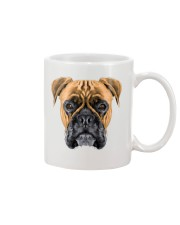 Cool Boxer dog  Mug thumbnail