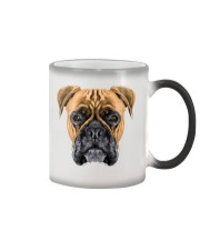 Cool Boxer dog  Color Changing Mug thumbnail