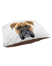 Cool Boxer dog  Pet Bed - Medium thumbnail