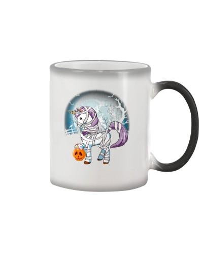 Unicorn Happy Halloween