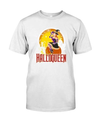 JUST HALLOQUEEN - Happy Halloween
