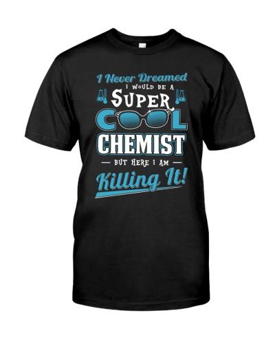 Super Cool Chemist
