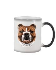 Cool Bulldog  Color Changing Mug thumbnail