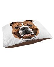 Cool Bulldog  Pet Bed - Medium thumbnail