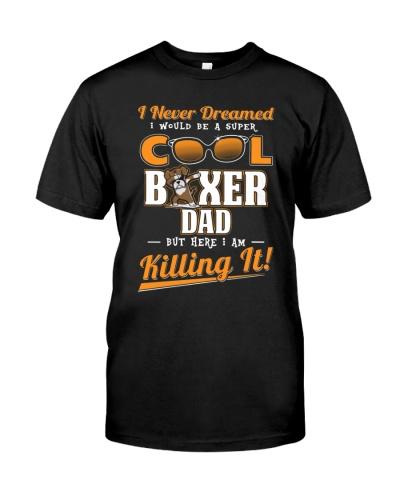 I am super cool boxer dad