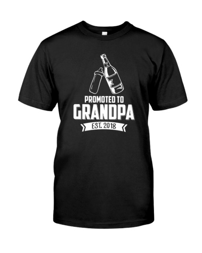 PROMOTE TO GRANDPA 2018