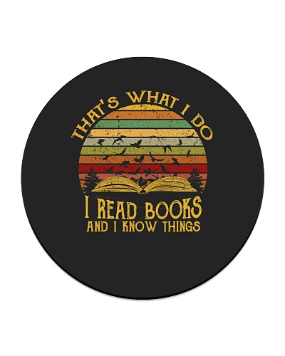 Read Books And Know Things