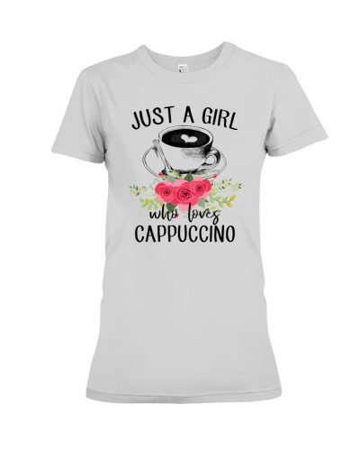 Just A Girl Loves Cappucciano