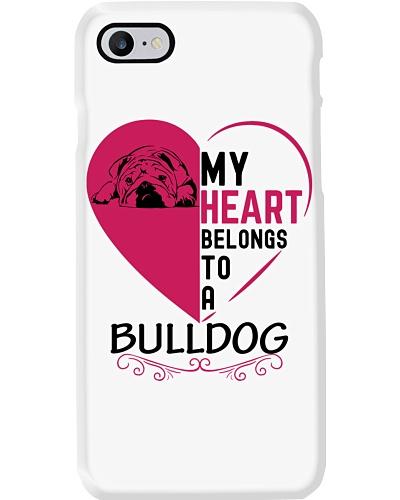 My Heart Belongs to a BULLDOG
