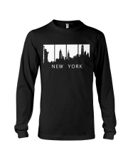 new york city Long Sleeve Tee front