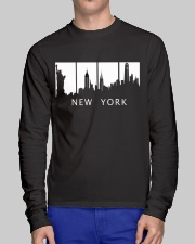 new york city Long Sleeve Tee lifestyle-unisex-longsleeve-front-1