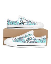 eds Men's Low Top White Shoes thumbnail