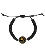 to my wife: gift for wife: i love you: best gift Cord Circle Bracelet thumbnail