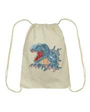 T-REX Dinosaur Drawstring Bag thumbnail