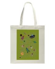 Children's Space Tote Bag thumbnail