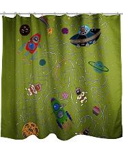 Children's Space Shower Curtain thumbnail