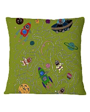 Children's Space Square Pillowcase thumbnail