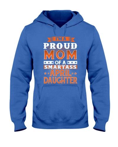 I AM PROUD MOM - APRIL