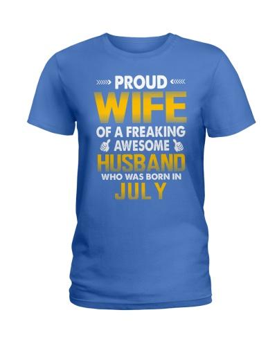 PROUD WIFE - JULY