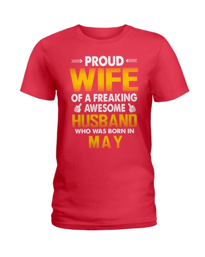 PROUD WIFE - MAY