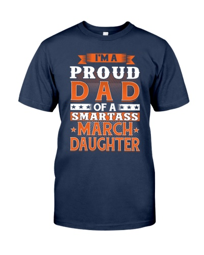 I AM PROUD DAD - MARCH