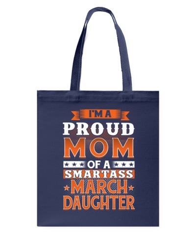 I AM PROUD MOM - MARCH