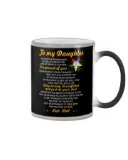 Freemason Reason My Smile Brighter Daughter Dad Color Changing Mug thumbnail