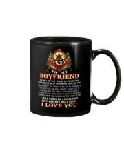Freemason Boyfriend Your Warm Heart And Soul Mug front