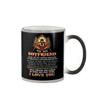 Freemason Boyfriend Your Warm Heart And Soul Color Changing Mug thumbnail