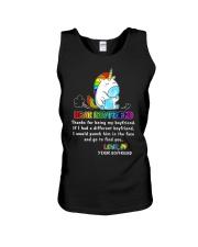 Unicorn LGBT Dear Boyfriend Mug Unisex Tank thumbnail