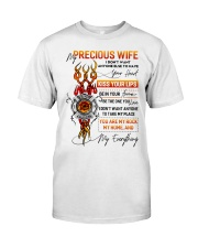 Firefighter Wife Don't Want Anyone Else Classic T-Shirt thumbnail