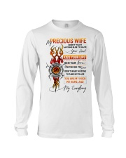 Firefighter Wife Don't Want Anyone Else Long Sleeve Tee thumbnail
