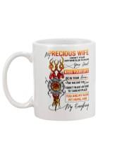 Firefighter Wife Don't Want Anyone Else Mug back