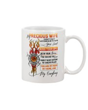 Firefighter Wife Don't Want Anyone Else Mug front