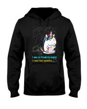 Unicorn Sparkles Hooded Sweatshirt thumbnail