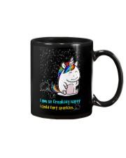 Unicorn Sparkles Mug front