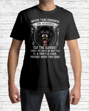 Wolf Scariest Ones Classic T-Shirt lifestyle-mens-crewneck-front-1