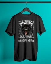 Wolf Scariest Ones Classic T-Shirt lifestyle-mens-crewneck-front-3