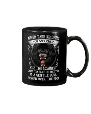 Wolf Scariest Ones Mug thumbnail