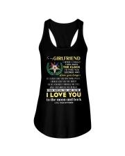 Freemason Girlfriend Clock Ability Moon Ladies Flowy Tank thumbnail