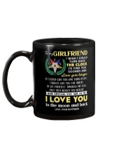 Freemason Girlfriend Clock Ability Moon Mug back