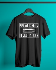 Police Shirt Classic T-Shirt lifestyle-mens-crewneck-front-3
