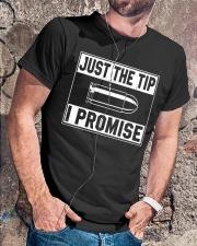 Police Shirt Classic T-Shirt lifestyle-mens-crewneck-front-4