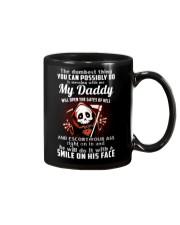 My Daddy Open Gates of Hell Mug thumbnail