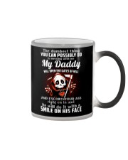 My Daddy Open Gates of Hell Color Changing Mug thumbnail